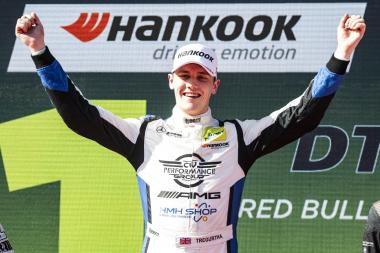 DTM Trophy champion