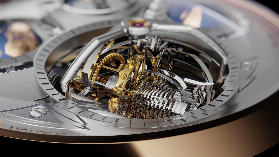 The zenith of mechanical engineering